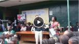 Martha Karua Reads at Kawangware