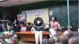 Martha Karua Reads at Kawangware
