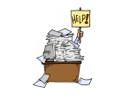 Mountain of Papers