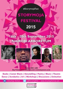 Storymoja Festival Poster